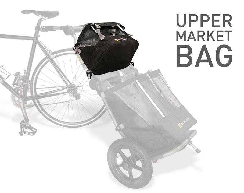 トラヴォイ・マーケットバッグ(上)<Burley Travoy Upper Market Bag>