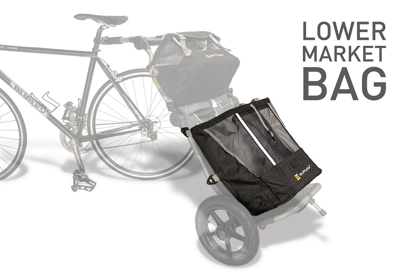 トラヴォイ・マーケットバッグ(下)<Burley Travoy Lower Market Bag>