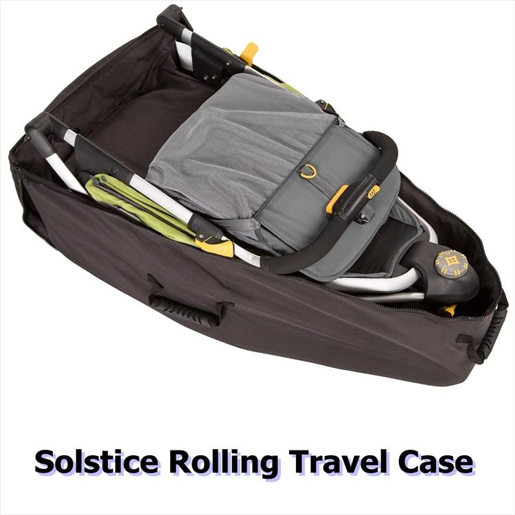 【即納】Solstice Rolling Travel Case<ローリング・トラベルケース>くるくると巻けて仕舞える、便利なトラベルケース