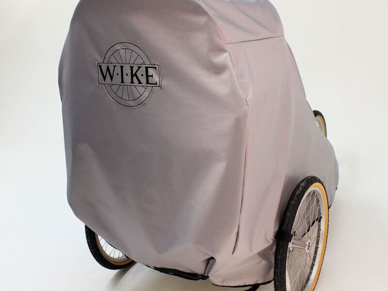 【即納】ワイク福祉ラージ用野外保管カバー<Wike Outdoor cover Sp-needs Large>高耐久ファブリック素材の保護カバー 紫外線や雨による劣化を防ぎます カラー:グレー
