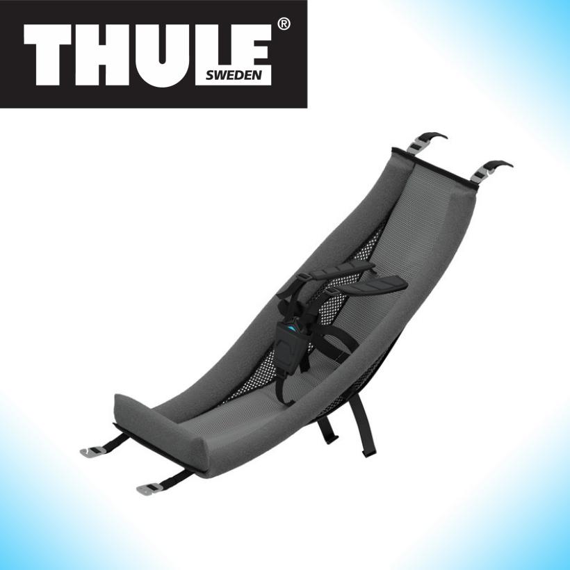 【即納】Thule Chariot Infant Sling<スーリー・チャリオット・インファントスリング>赤ちゃん補助シート適合月齢1~10か月 体重10 kg未満 身長75cmくらい カラー:ブラック