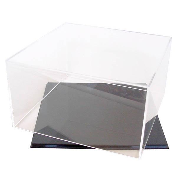 アクリルケース フィギュアケース コレクションケース 特注品透明ケース W:60×D:60×H:10