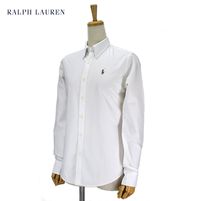 FT IMPORT  WOMEN s SLIM FIT OXFORD B. D. button-down Oxford shirt ... 18a932afa9