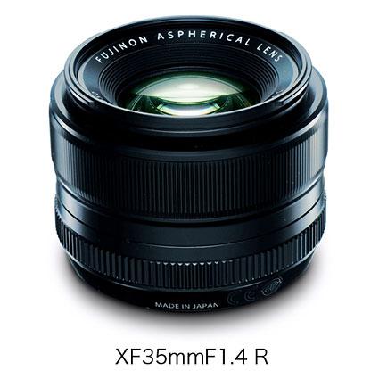 フジフイルム フジノンレンズ XF35mmF1.4 R