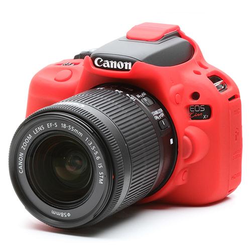 【取寄せ/発送目安約一週間】ジャパンホビーツール イージーカバー Canon EOS Kiss X7 用 レッド