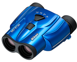 ニコン 双眼鏡 アキュロン T11 8-24x25 ブルー