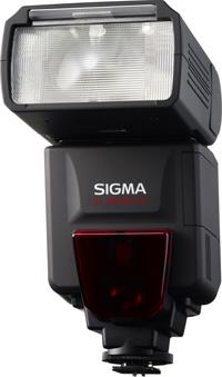 【アウトレット品/保証書・取説なし】シグマ ELECTRONIC FLASH EF-610 DG ST ニコン