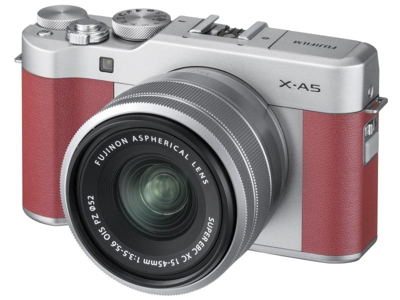 フジフイルム X-A5 X-A5 レンズキット ピンク ピンク, Lucy shop:7bfd1026 --- m2cweb.com