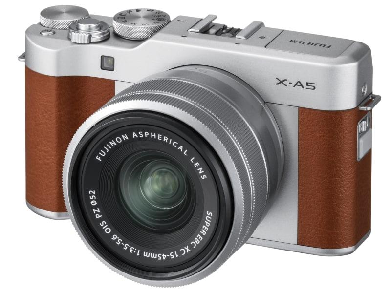 フジフイルム フジフイルム X-A5 X-A5 レンズキット レンズキット ブラウン, カスヤマチ:f2171f59 --- m2cweb.com