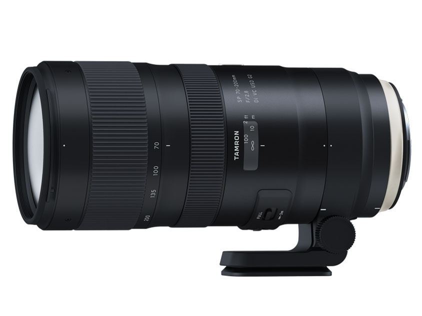 タムロン SP 70-200mm F/2.8 Di VC USD G2 Model A025 ニコン用