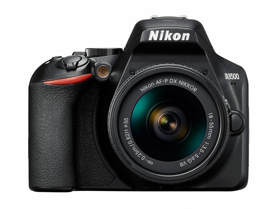 ニコン D3500 18-55 VR レンズキット
