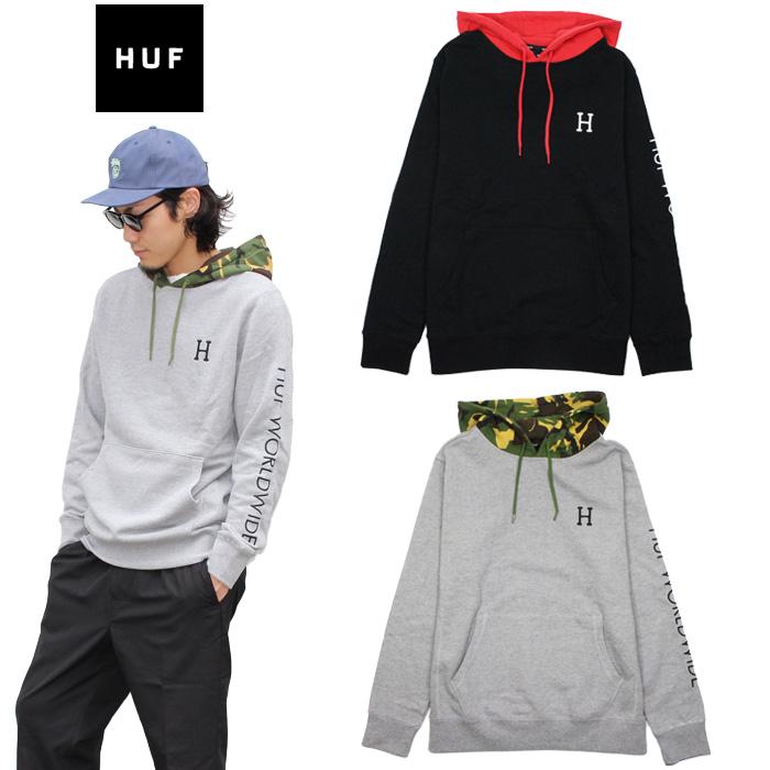 【SALE】30%OFF【セール】【HUF】ハフ/