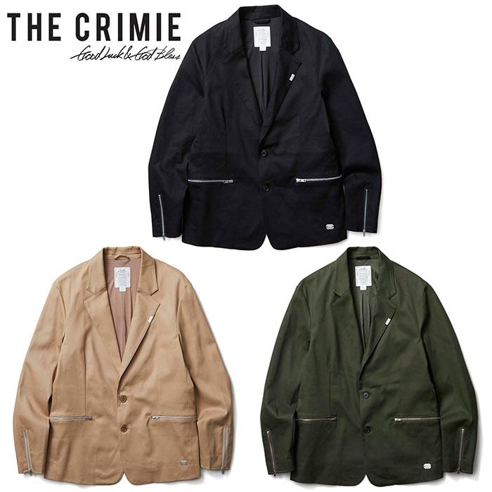 テーラードジャケット アウター チノ フォーマル メンズ レックス CHINO 【CRIMIE】クライミー/