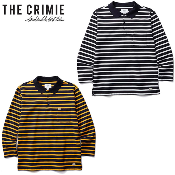 【2020 SPRING & SUMMER COLLECTION 先行予約 2020年3月中入荷予定】【CRIMIE】クライミー/