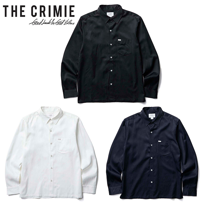 【2020 SPRING & SUMMER COLLECTION 先行予約 2020年2月中入荷予定】【CRIMIE】クライミー/