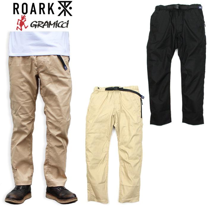 【ROARK REVIVAL】×【GRAMICCI】ロアークリバイバル×グラミチ/