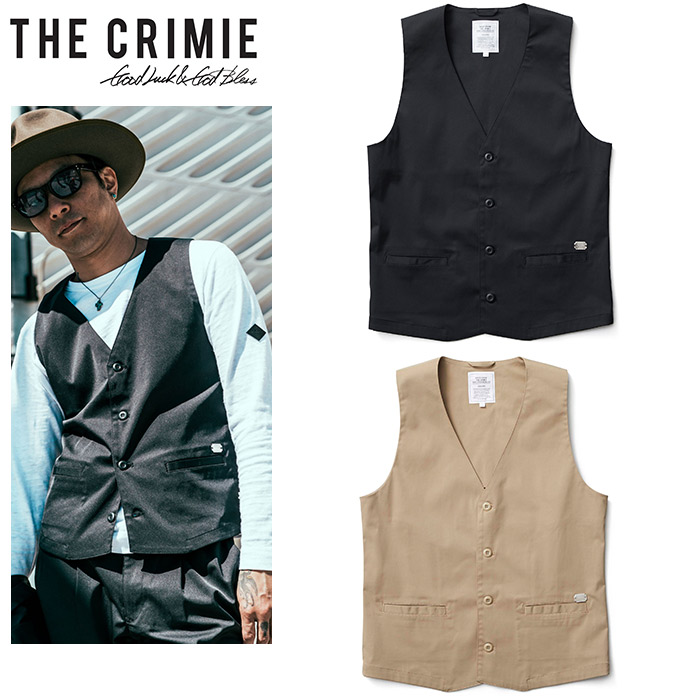 【2018AUTUMN & WINTER COLLECTION 先行予約 2018年9月中入荷予定】【CRIMIE】クライミー/