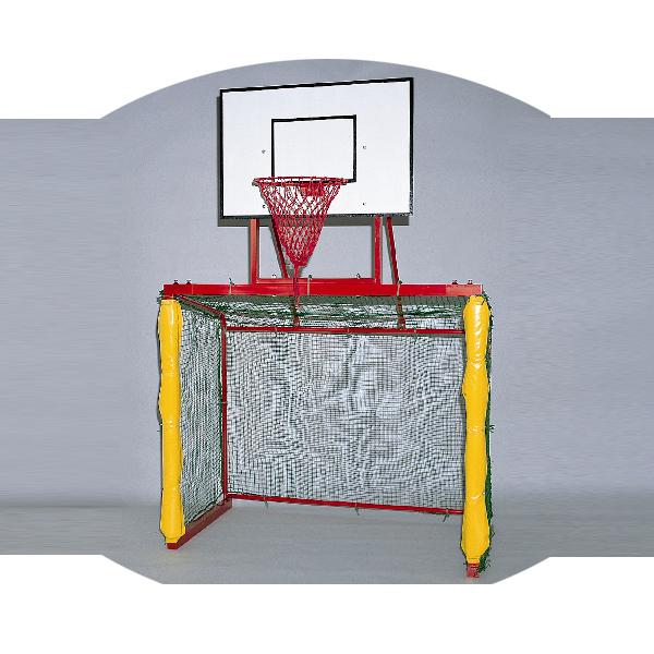 バスケットサッカーゴールDX(2台1組)