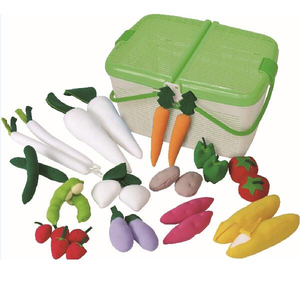 ぬいぐるみ野菜セット