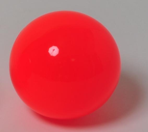簡単なスポーツや子供のおもちゃなどにイベント 景品などにも赤 あか 優先配送 紅白 レッド red アカ バラ売り カラーボール ブランド品