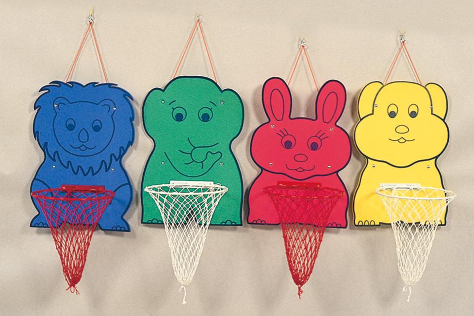 室内アニマルバスケットB(ウサギ・イヌ)