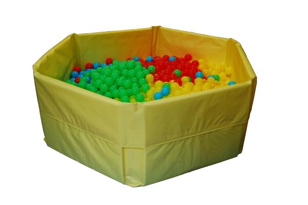 ボールプール 6角型