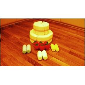 保育園 幼稚園 養護 誕生日 クリスマス 公式ショップ ぬいぐるみ トラスト イベント 小型デコレーションケーキ パーティ