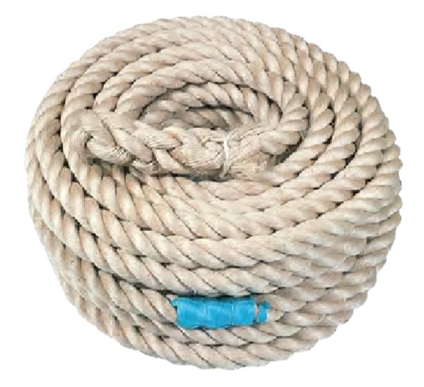 綱引きロープ A 太さ24mm×長さ30m