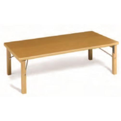 学童テーブル W1200×D750×H340mm 幅120cm 奥行75cm 高さ34cm 120×75×34cm 業務用 施設 保育園 幼稚園