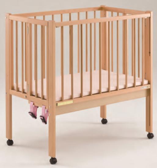 乳幼児ベット 耐震サポート