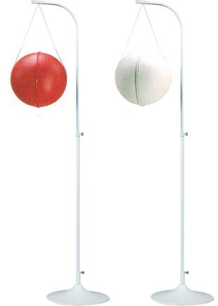 【送料無料】鈴割り台紅白セット 【運動会、体育祭、鈴割、パネル、、運動会用品】