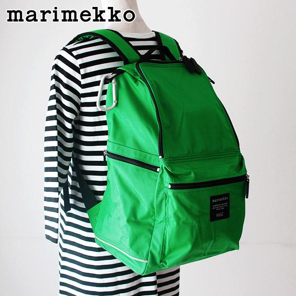 マリメッコ ローディ バディ Buddy リュック / グリーン marimekko Roadie Buddy backpack 【ラッピング・のし不可】【 正規販売店 】【あす楽】