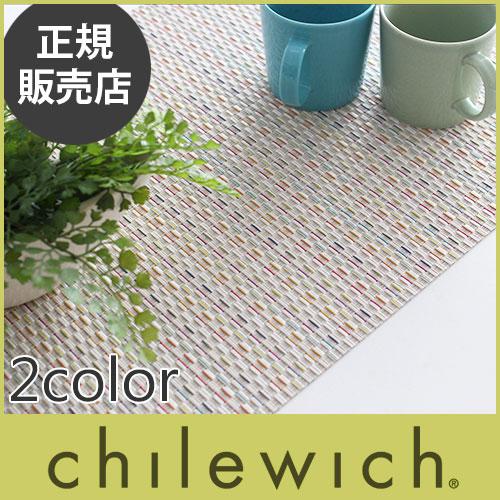 【 送料無料 】chilewich ( チルウィッチ ) テーブルランナー Wicker ( ウィッカー )/ 全2色  .