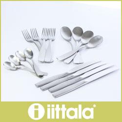 iittala ( イッタラ )Citterio 98 ( チッテリオ 98 ) カトラリー / 16ピースセット.