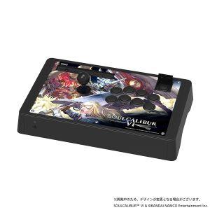 (PS4)ソウルキャリバーVI対応スティック for PS4(新品)(2018年10月18日発売)(ネコポス発送不可)