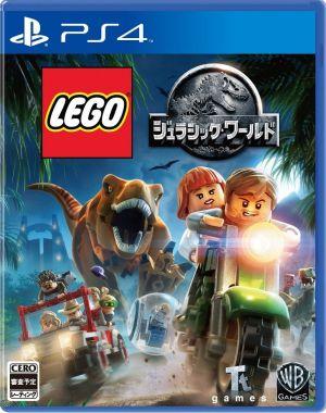 (メール便送料無料)(PS4)レゴ ジュラシックワールド(新品)(取り寄せ)