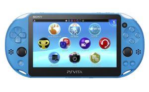 (PSVita)PlayStation Vita本体Wi-Fiモデル(アクア・ブルー)(PCH-2000ZA23)(メール便発送不可)(新品)(取り寄せ)
