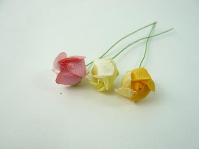 造花 メール便対応 アウトレット造花 バラ 403 1本 フラワー セール特別価格 ラッピング 国内在庫
