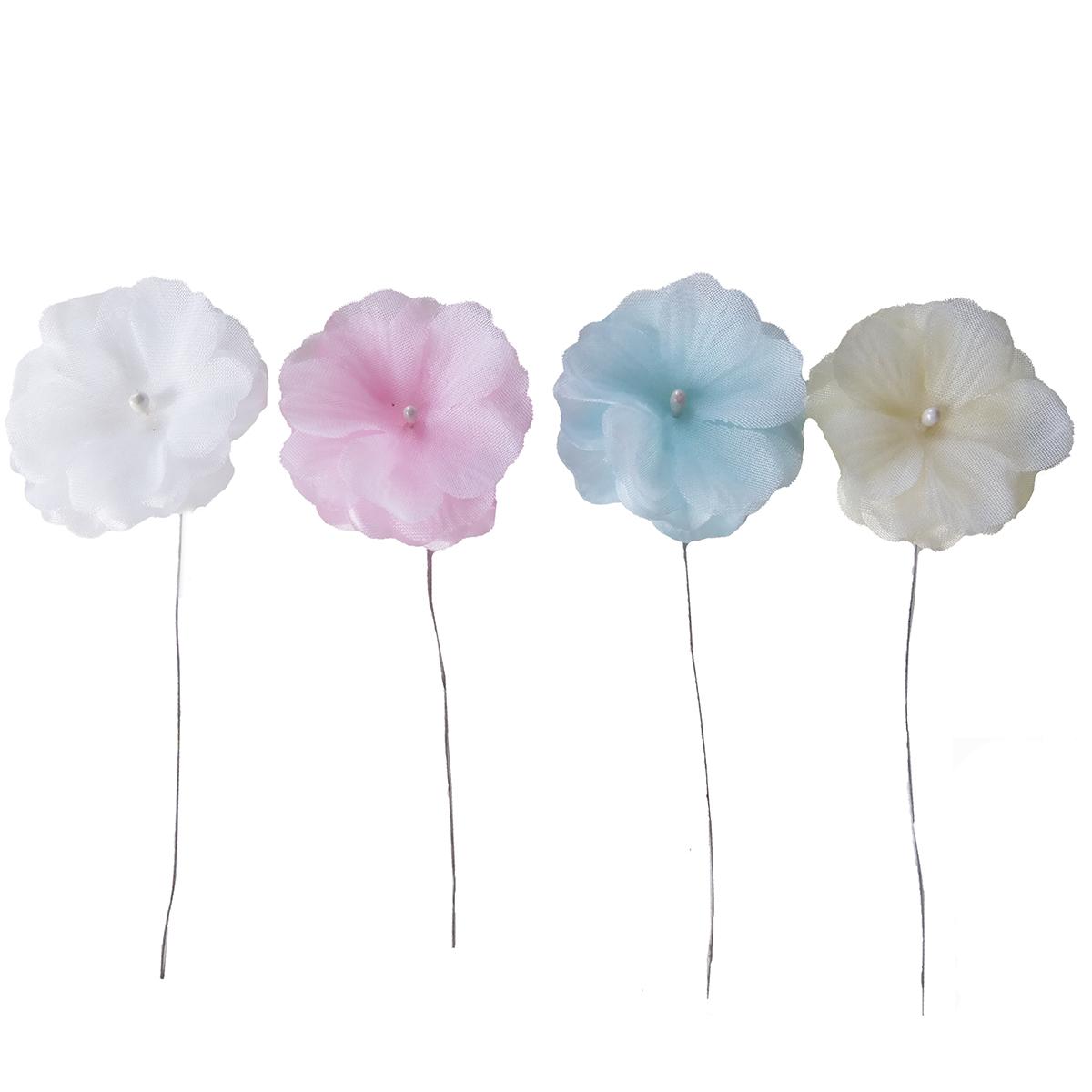 造花 メール便対応  造花 ジャスミン303(1本) アートフラワー