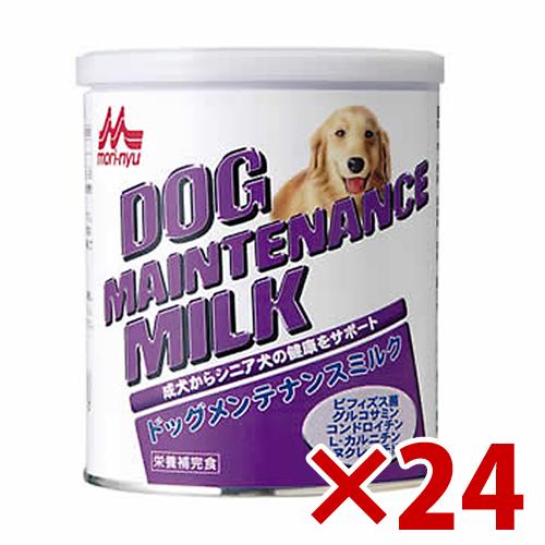 森乳サンワールドワンラック ドッグメンテナンスミルク280gx24(s7810036)●