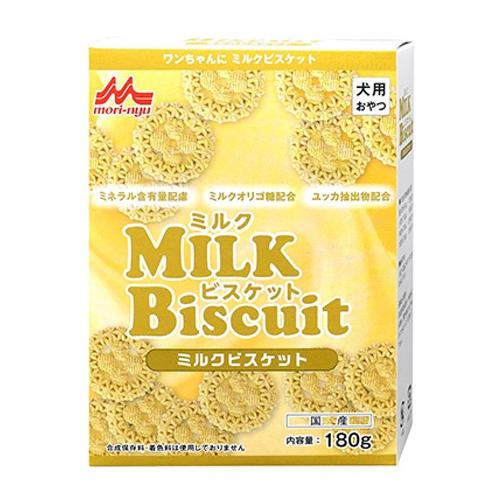 パッケージリニューアルしました!本格派のミルクビスケット 森乳サンワールド ワンラック お気にいり ミルクビスケット 180g (78102002)