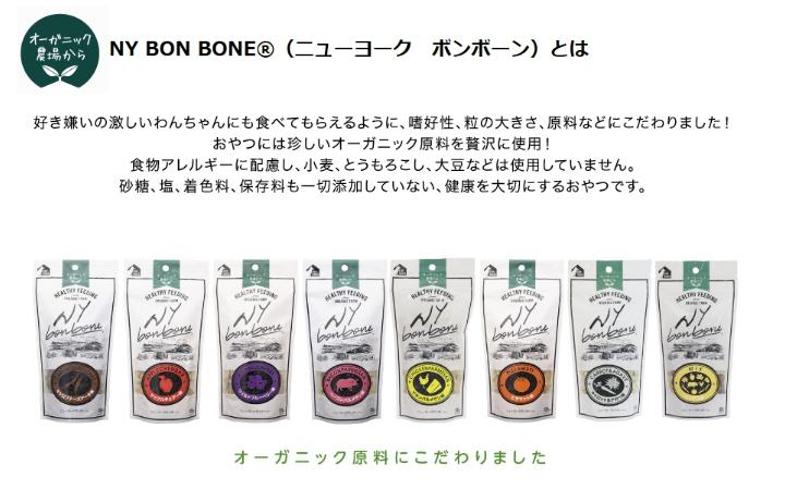 レッドハート NY BON BONE ミックス味 100g (96200306)