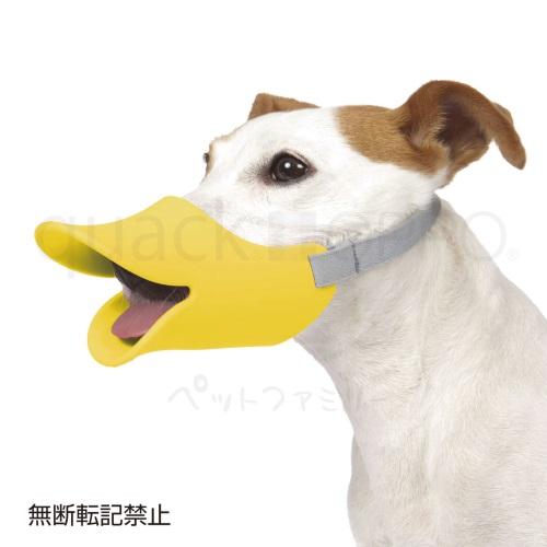 テラモト OPPO quack クアック 犬用 口輪 Lサイズ ブラウン (47000106)
