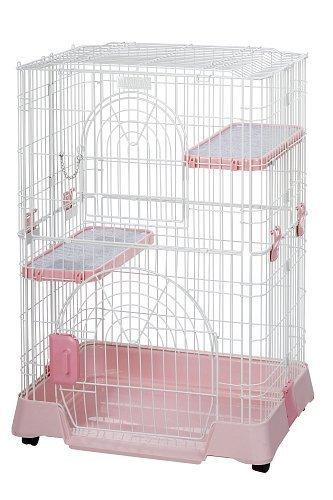 【個別送料・同梱不可】イイナキャットルーム ピンク●