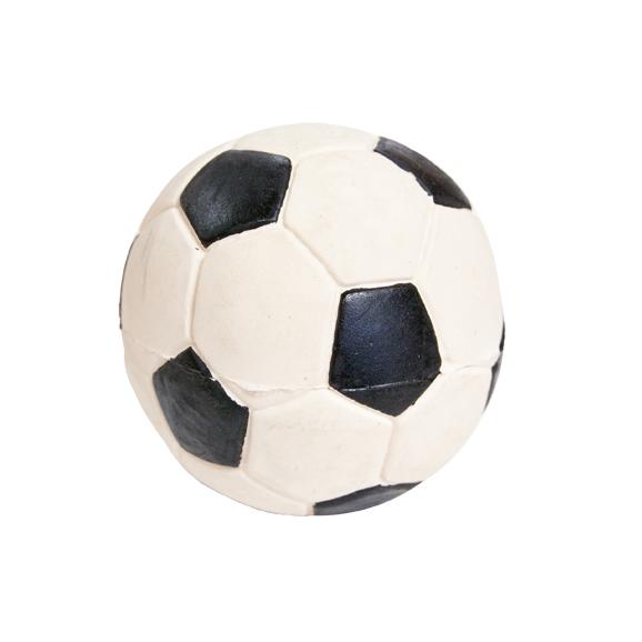 天然ゴム製トイ、LANCOのサッカーボール ベビー玩具のヨーロッパ基準を満たしたクオリティ ダッドウェイ DADWAY ランコ LANCO サッカーボール S (41103529)