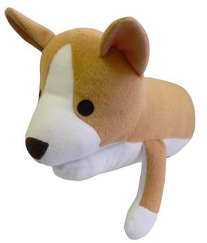 大注目 信頼 ペットと遊べるスキンシップトイ ボンビアルコン アニマルミトン ラブドッグコーギー 68100129