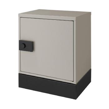 【送料無料】宅配ボックス KT コンパクト(シャイングレー) 据置用ベース・アンカーセット ※※ ktsueoki 宅配BOX LIXIL   デリバリー BOX ※※