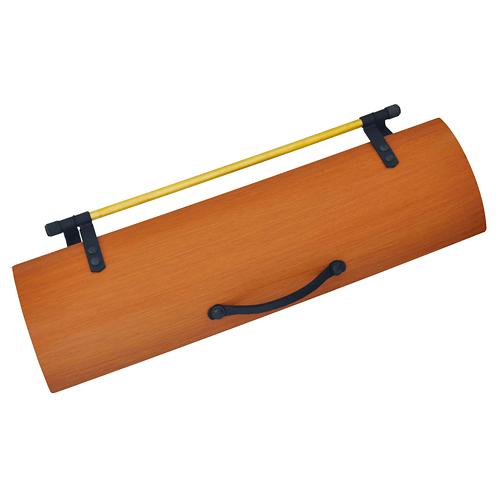 【送料無料】 ポストカバー(マホガニー) NL1-CO1M3 ※※ ナルディック 口金ポスト用 装飾 飾り 木目調 デザイン ※※
