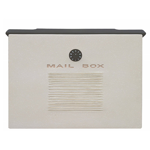 【送料無料】 メールボックス クレア(ホワイト) DSA0703 ※※ ディーズガーデン シンプル デザイン 郵便ポスト 郵便受け 新築 祝い 戸建て リフォーム ※※