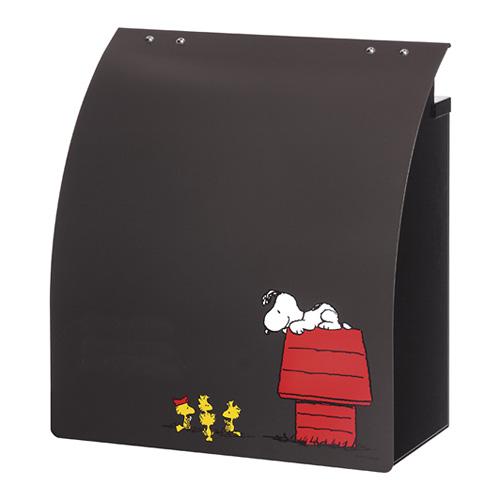 【送料無料】 ウィングポスト スヌーピーモデル SPポストW-5B-1(ネームなし)※※ 丸三タカギ かわいい スヌーピー SNOOPY 郵便ポスト 郵便受け 新築 祝い 戸建て リフォーム ※※